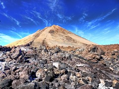 El Teide, Teneriffa