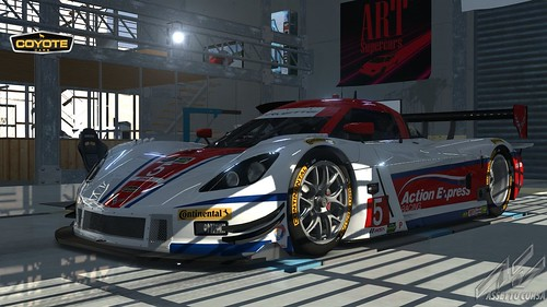 IER Car Pack Corvette