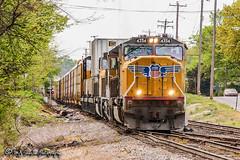 UP 4354   EMD SD70M   NS Memphis District