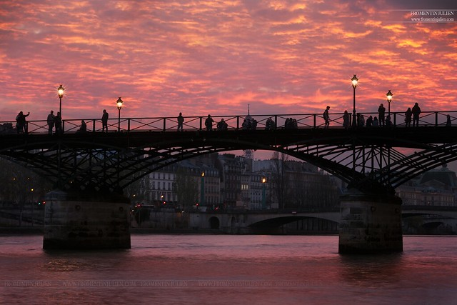Ponts des Arts, Paris