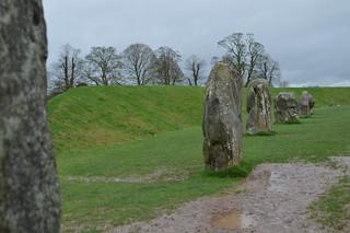 Εικόνα από Avebury Stone Circle. avebury stones stonecircle