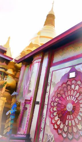 burma holidays impressions lightroom mandalay myanmar onestoptraveltours pagodas temples topazlabs