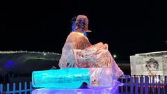 Harbin Ice Festival sculpture