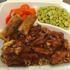 teriyaki chicken platter