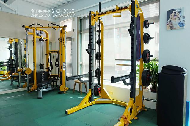 台南康體運動空間設備3