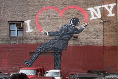 "I Love New York"" by Nick Walker"