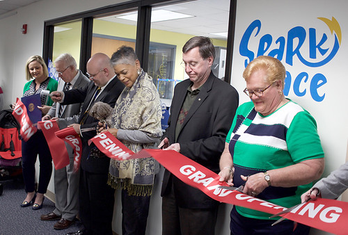 Spark Place Grand Opening