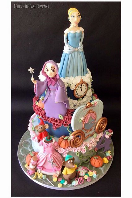 Cake by Belles - The Cake Company