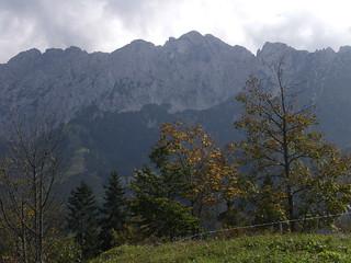 Herbst im Kaiser