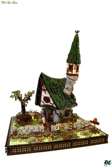 Dark Isle Saga Path Of Darkness - Hexvale Cottage