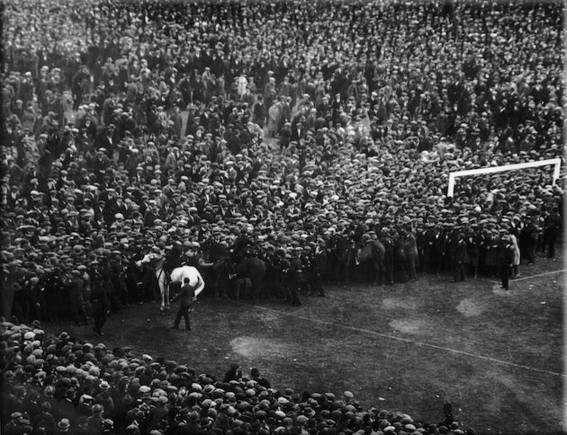 billie the white horse 1923 fa cup final