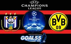 Prediksi Skor Anderlecht Vs Borussia Dortmund 2 Oktober 2014