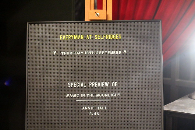 Everyman at selfridges (2)