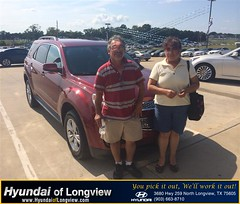 #HappyBirthday to Maria Aranda from Ivon Rodriguez at Hyundai of Longview!