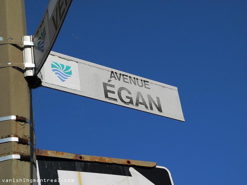 Egan not Égan