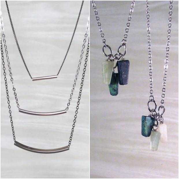 InfinEight, Etsy, handmade necklace