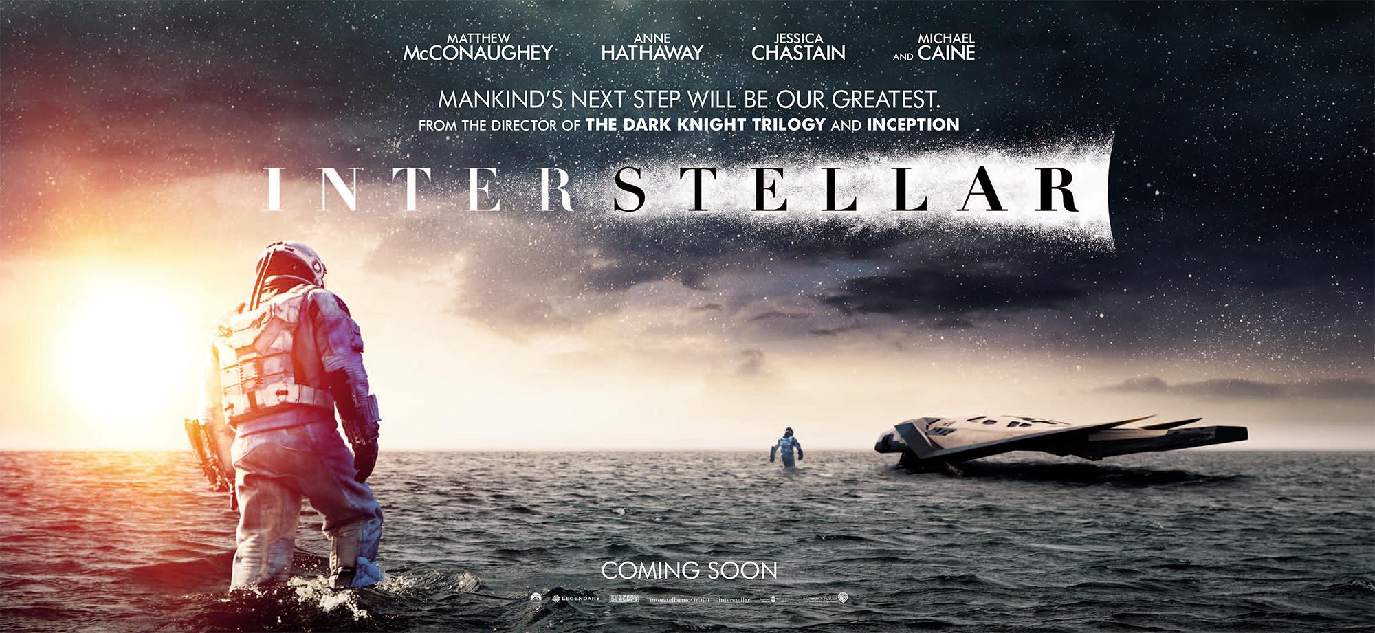 Nuevo poster Interstellar