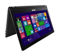 TP550 Laptop độc đáo lật xoay 360 độ - 38124