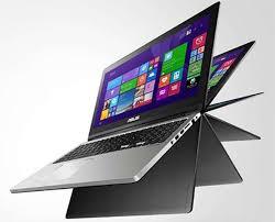 TP550 Laptop độc đáo lật xoay 360 độ - 38120