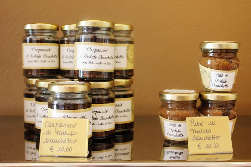 San Miniato Tuscany truffle salsa