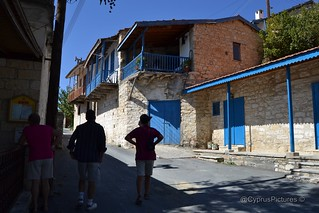 Vouni village, Limassol, Cyprus