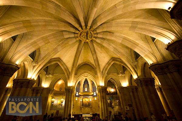 cripta, Sagrada Familia, Barcelona