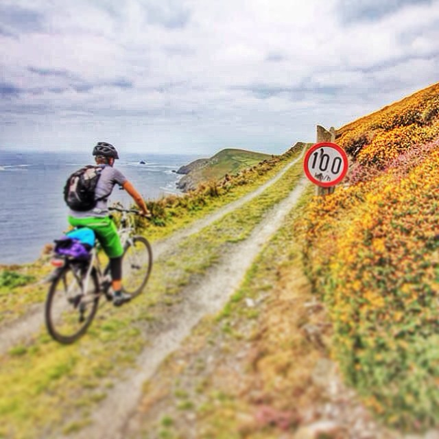 Fillarointia Irlannissa I @SatuVW I Destination Unknown