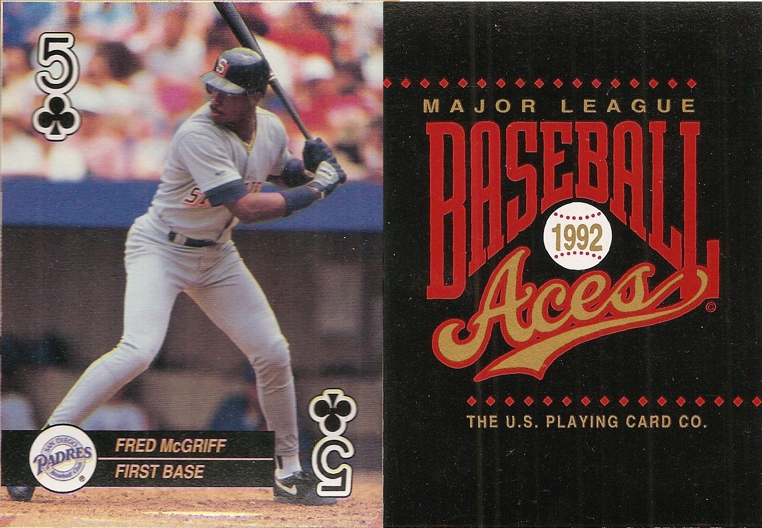 Fred Mcgriff Price List Supercollector Catalog