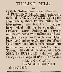 Blanket Factory ad