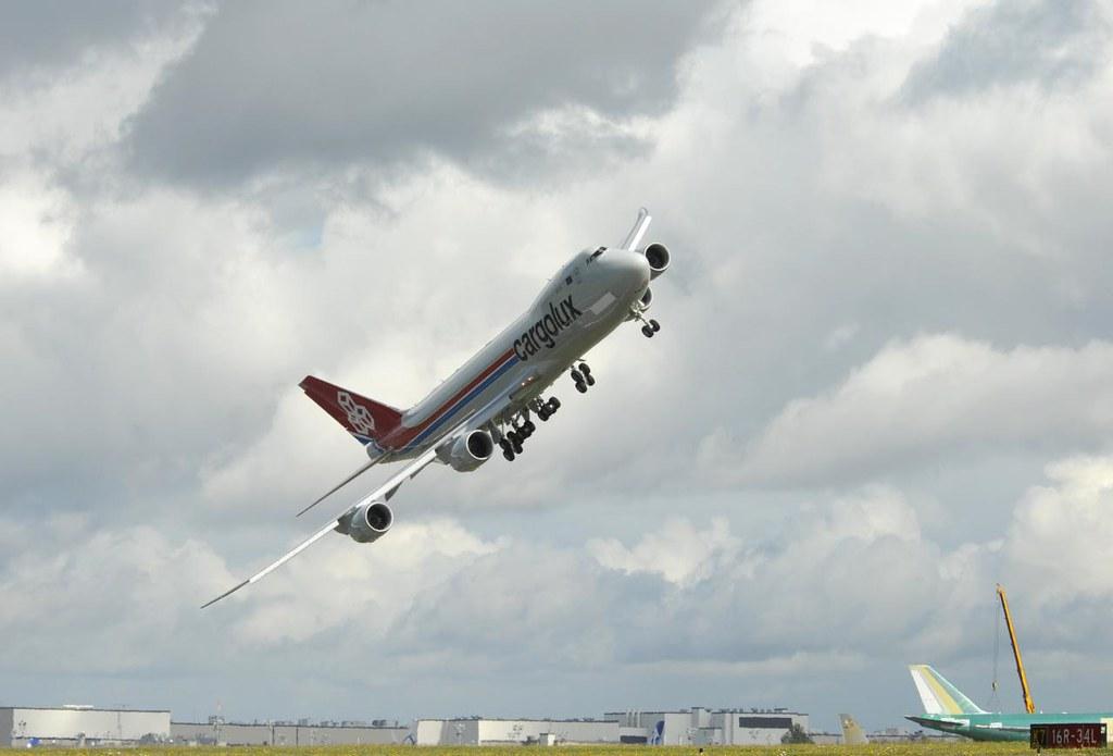 CARGOLUX LX-VCJ Boeing 747-8