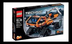LEGO Technic 42038 - Arctic Truck