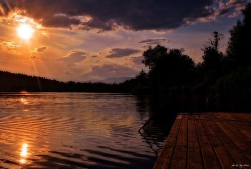 ~ sunset ~