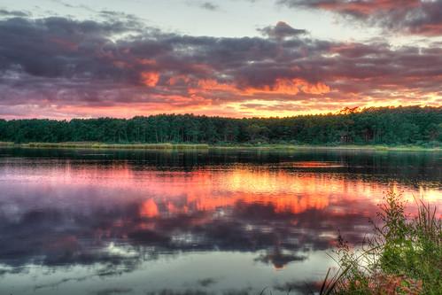 sunset unitedstates southcarolina marsh murrellsinlet eveningcolors horrycounty