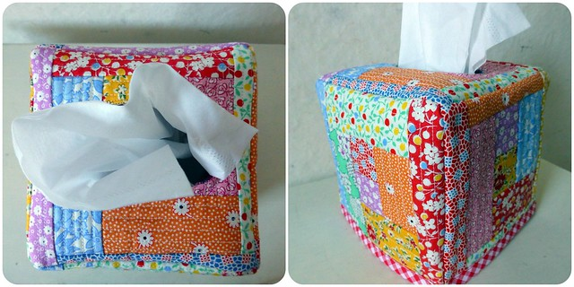 QAYG Tissue box cover