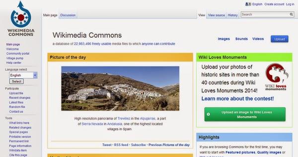 Wikimedia — Commons