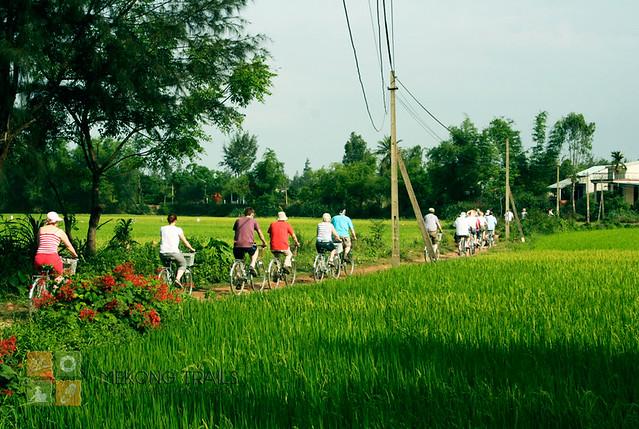 biking-in-hoian