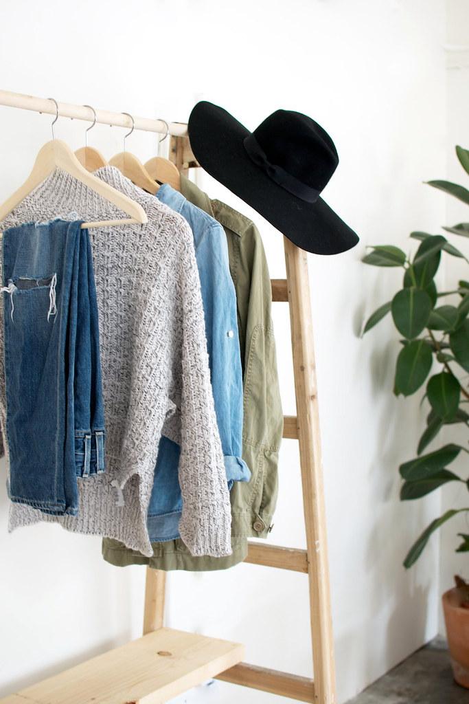 Autumn wardrobe updates www.apairandasparediy.com