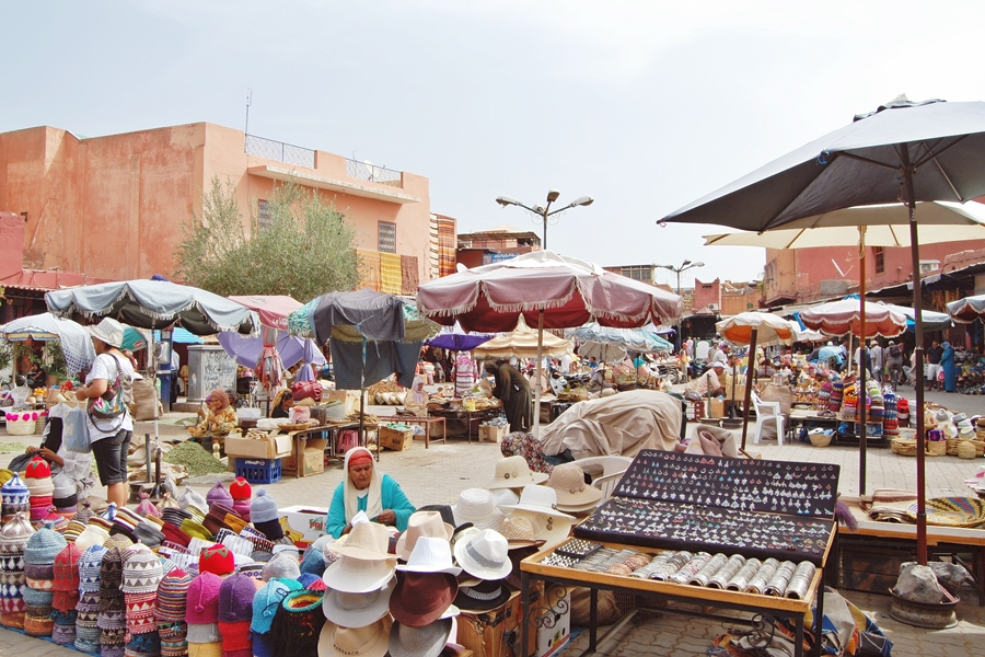 Souk Marrakech (2)