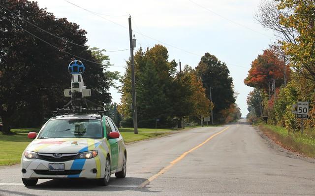google-maps-car