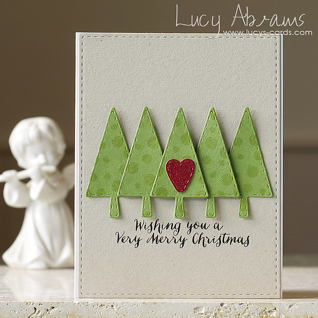 Very Merry Christmas by Lucy Abrams