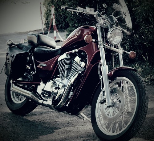 #motorcycle#passion#red#custom#