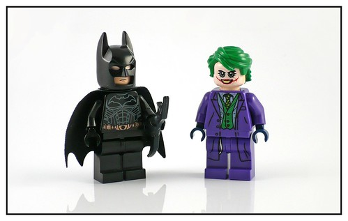 Batman & Joker 1