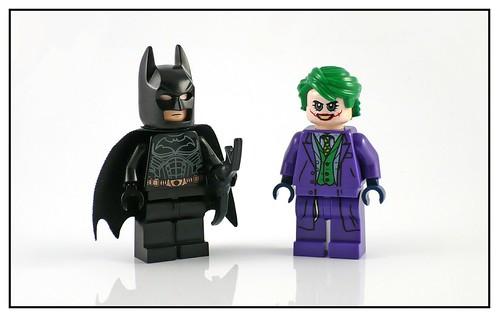Batman & Joker 1
