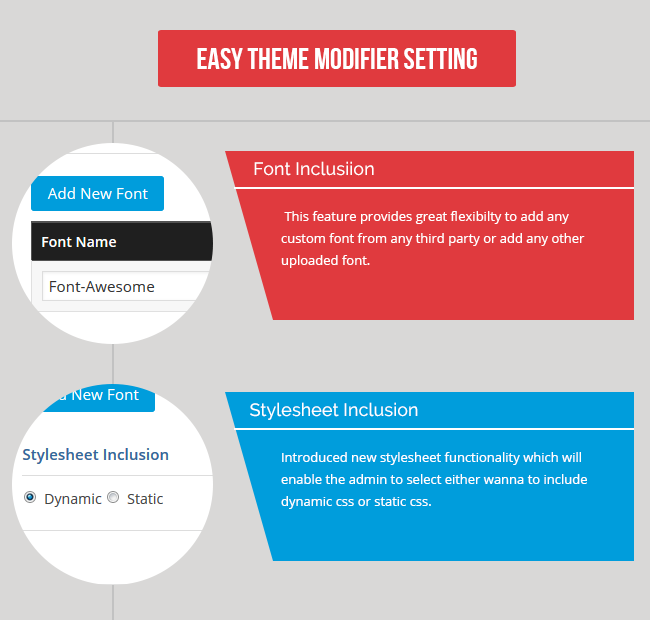 Easy Theme Modifier Settings