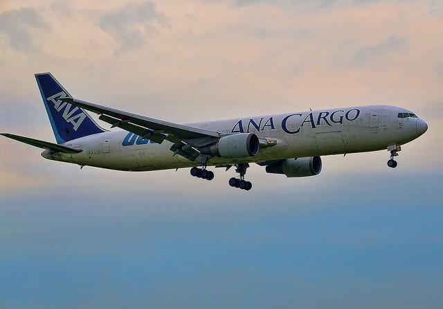 ANA Cargo's B767