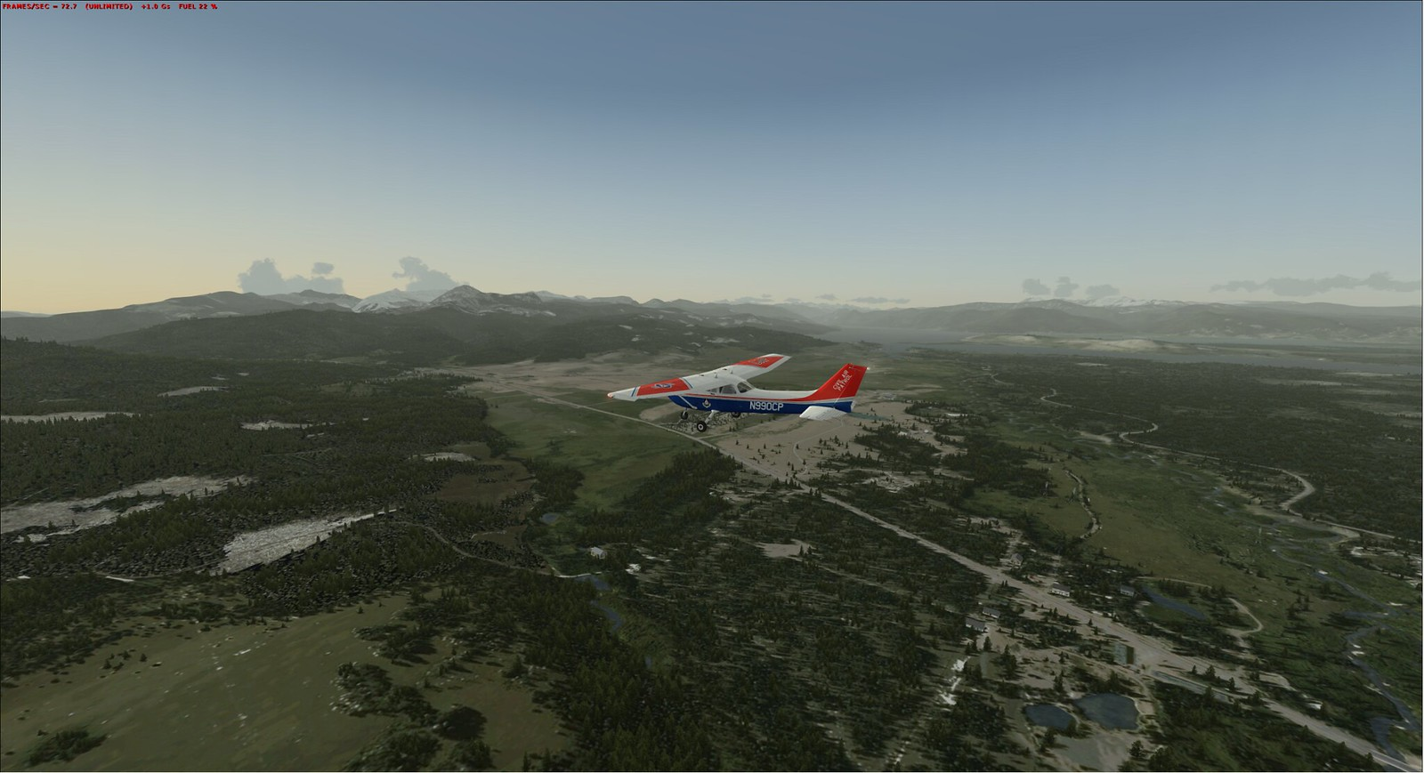 Delta Virtual Airlines Water Cooler - FSX in DX10 support