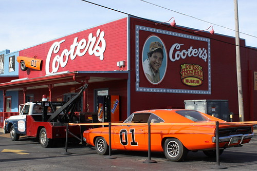 Cooter's Place Dukes of Hazzard Museum