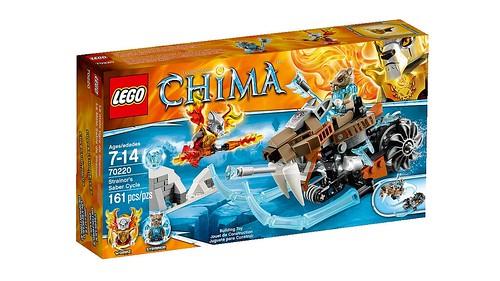 LEGO Legends of Chima 70220