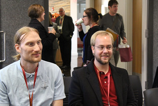 Alumni and Students Networking Day 2014