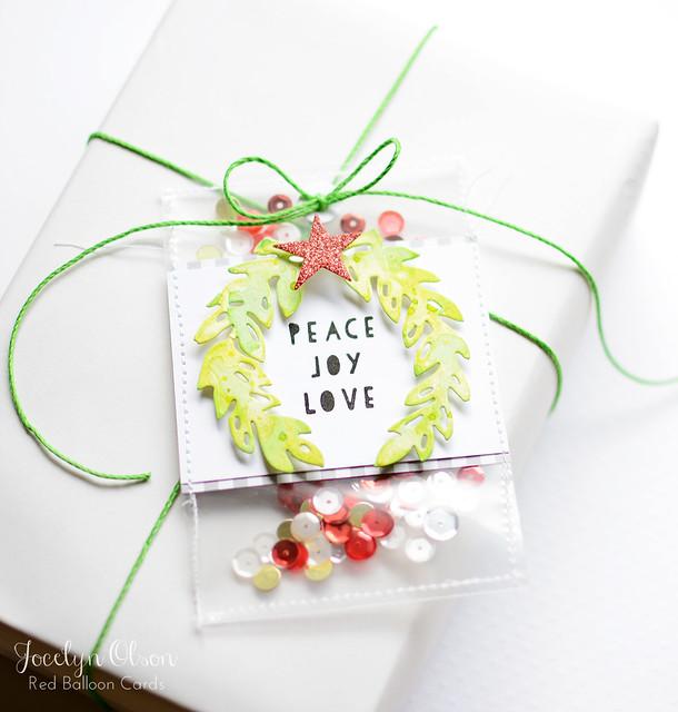 Peace, Love, and Joy Tag